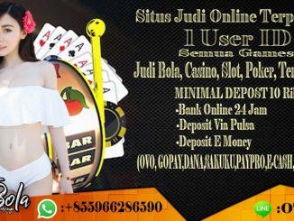 Situs Bola Deposit Pulsa 24 Jam