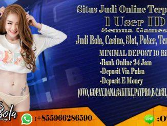 Situs Judi Bola Deposit Gopay 24 Jam