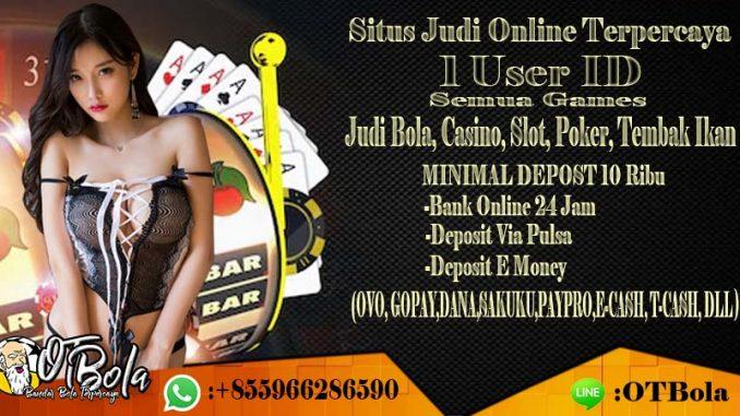 Situs Judi Slot Habanero Deposit Pulsa