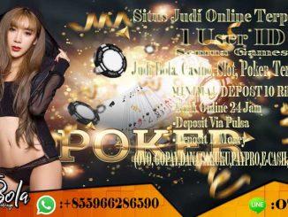 OTbola Situs Poker Bank 24 Jam Min Deposit 10 Ribu