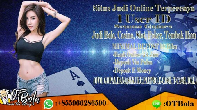 Situs Slot Online Min Deposit 10 Ribu Terbaik Di Indonesia