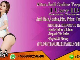 Poker Deposit Gopay Min Deposit 10,000 Online 24 Jam