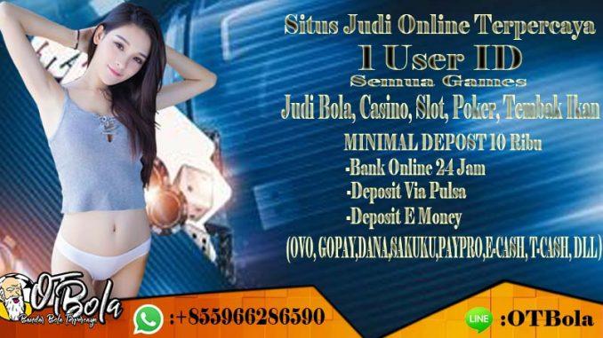 Domino QQ Online Pulsa Terbaik Di Indonesia