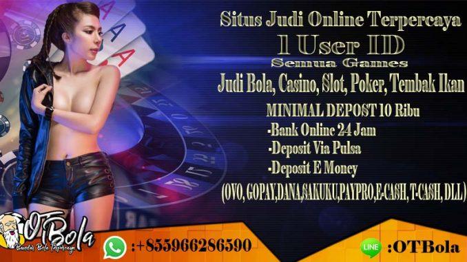 Slot Pulsa Terpercaya Online 24 Jam
